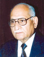 Shri R.S. Sharma Gen. Secretary DAV CMC, New Delhi